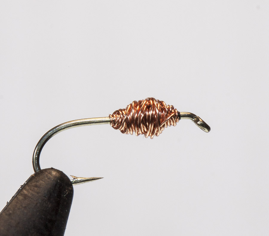 Oliver Kite Bare Hook Nymph