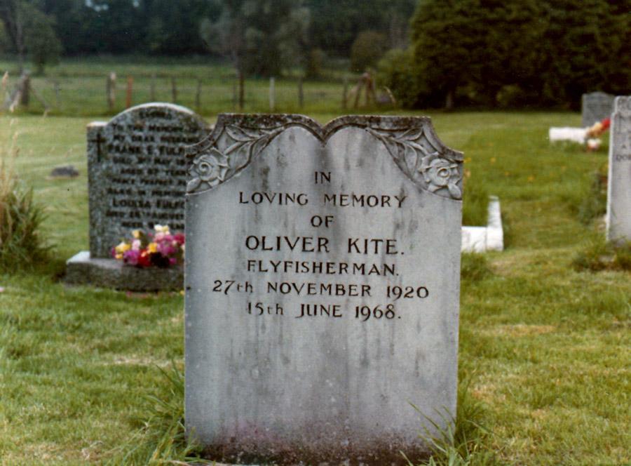 Oliver Kite grave Netheravon