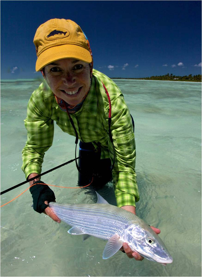 Christmas Island fly fishing Nick taransky 4