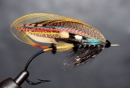 FLY FISHING TAPESTRY