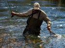 UNUSUAL FLY FISHING PHOTOGRAPHY