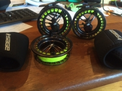 SECOND HAND SAGE REELS FOR SALE