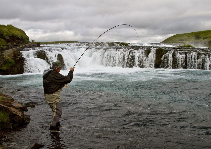 iceland fly fishing