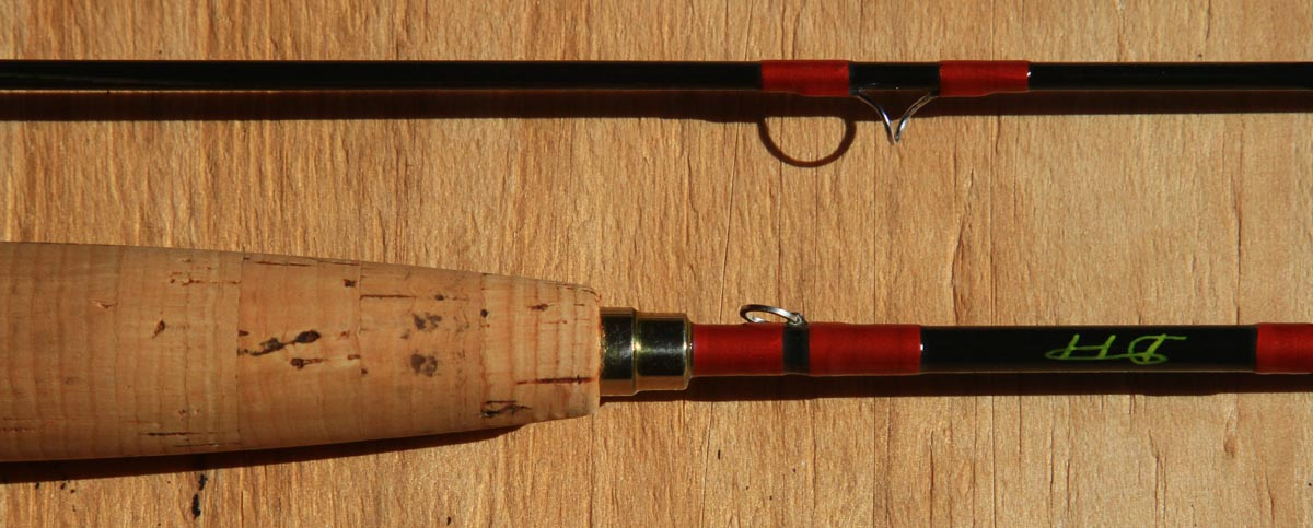Don phillips solid boron fly rods tomsutcliffe the for Expensive fishing rods