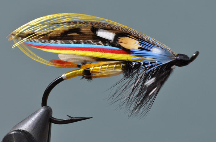 Image gallery salmon fly for Salon fly