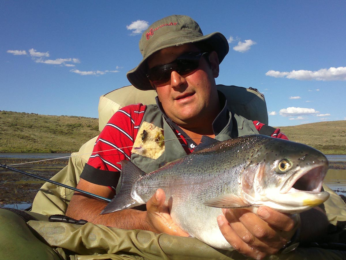 The return of highland lodge tomsutcliffe the spirit for Fish stocking near me